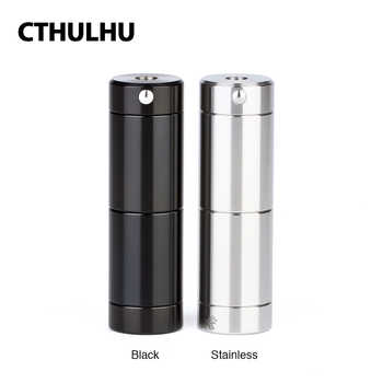 New Original Cthulhu Tube MOD with Advanced Dual MOSFET Chip E-cig Vape Semi-mechanical Mod Vs Luxe Mod/ Drag 2 - DISCOUNT ITEM  29% OFF All Category
