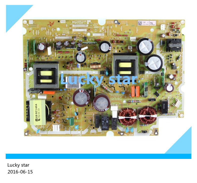 EMS/DHL Original TH-42PZ80C TH-42PZ800C power supply board ETX2MM702MF NPX702MF-1A dhl ems 2 sets new original sunx photoelectricity switch ex 42