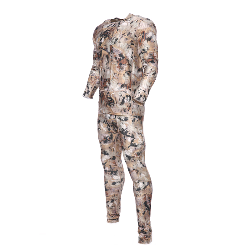 2019 Sitex Waterfowl lightweight Crew Quick drying thermal underwear hunting
