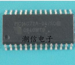 Free shipping new%100 new%100 PIC16C72A-04I/SO SOP-28