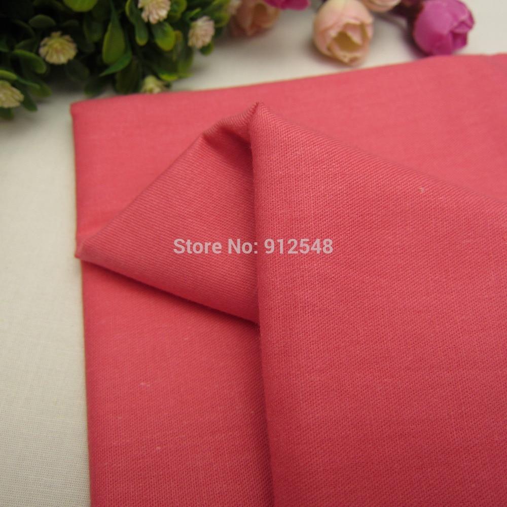 1410856,50 cm * 150 cm Sólido Serie tela de algodón, diy patchwork hecho a mano