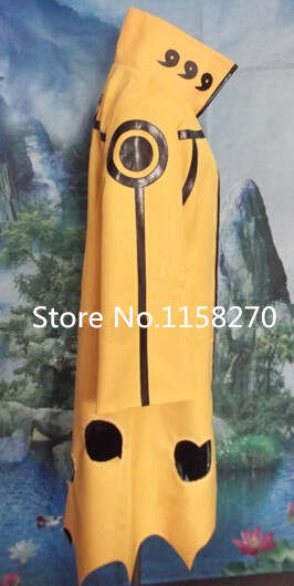 US $69 0  Naruto kyuubi Nine Tails the Sage of the Six Paths Coat Cosplay  Costume on Aliexpress com   Alibaba Group