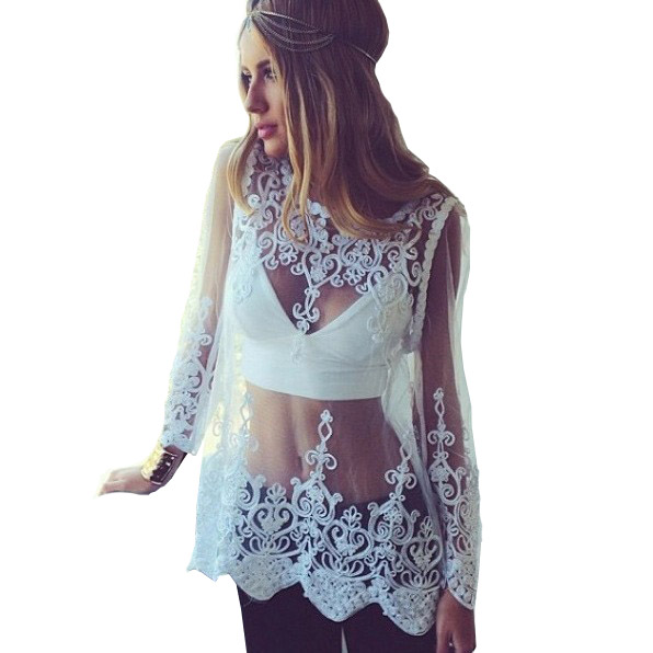 Lace Blouses Uk Promotion-Shop for Promotional Lace Blouses Uk on ...