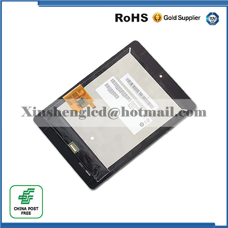 Original 8'' inch For Acer iconia tab A1-810 LCD Display Touch Screen Digitizer Assembly Replacement B080XAT01.1 Free shipping original 10 1 inch tablet pc lcd screen for acer iconia tab a500 b101ew05 v 1 lcd display digitizer assembly free shipping