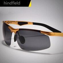 New Fashion Sports Sunglasses Men Polarized Goggles Super Light Frames Men Glasses Shading mirror oculos de sol masculino UV400