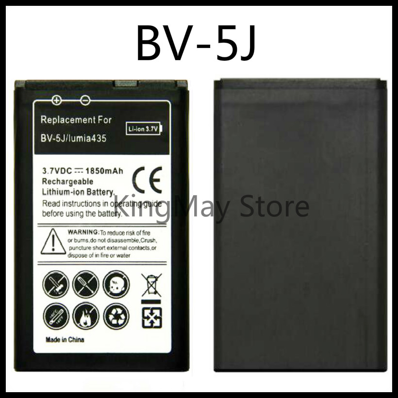 BV5J BV-5J Battery For Microsoft Nokia Lumia 435 532 RM1069 1071 battery