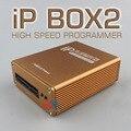 Original Más Reciente Actualización caliente caja Ip de alta velocidad programador IP-box2 para el iphone y el ipad caja del software con el adaptador y los cables cupón