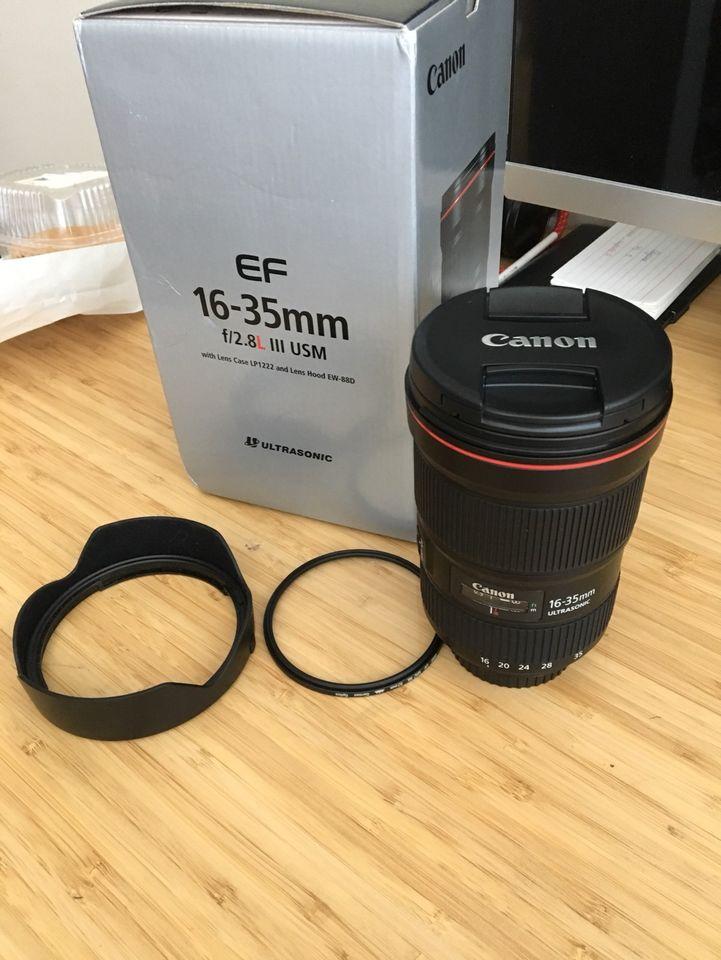 Aliexpress.com : Buy Canon EF 16 35mm f/2.8L III USM Ultra
