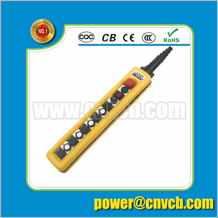 BS36 One OFF eleven ON push lock revolve urgent stop button use for crane 12 button start switch easyguard pke car alarm system remote engine start stop shock sensor push button start stop window rise up automatically