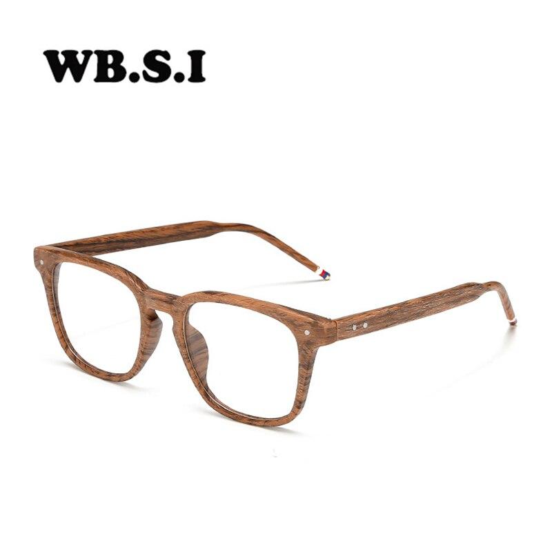 WB. S.I Klare Gläser Rahmen Damen 2017 Marke Mode Sonnenbrillen ...