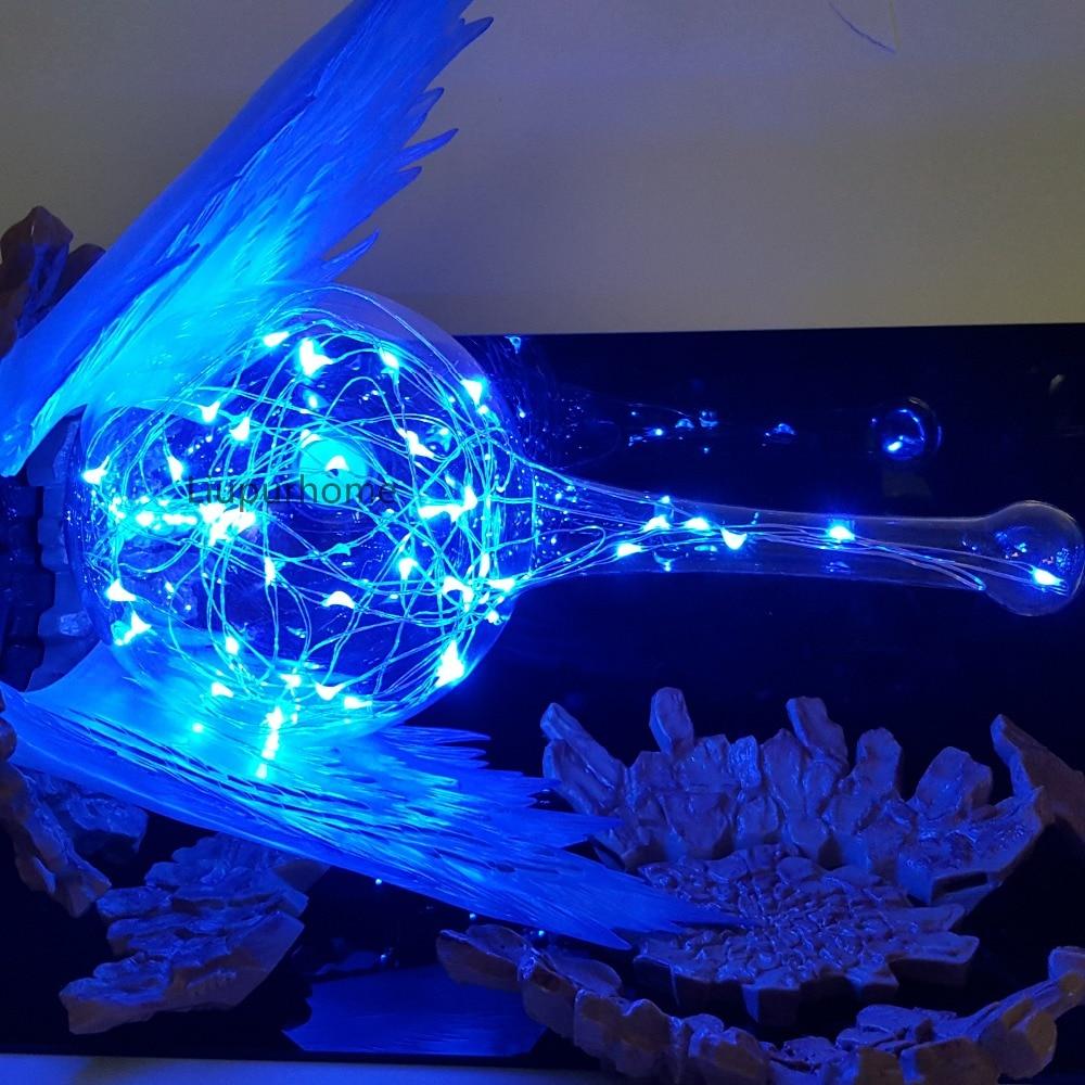 Led Lamps Dragon Ball Z Vegeta Set Led Night Lights Super Saiyan Diy Anime Dragon Ball Super Dbz Led Table Lamp Llampara Led