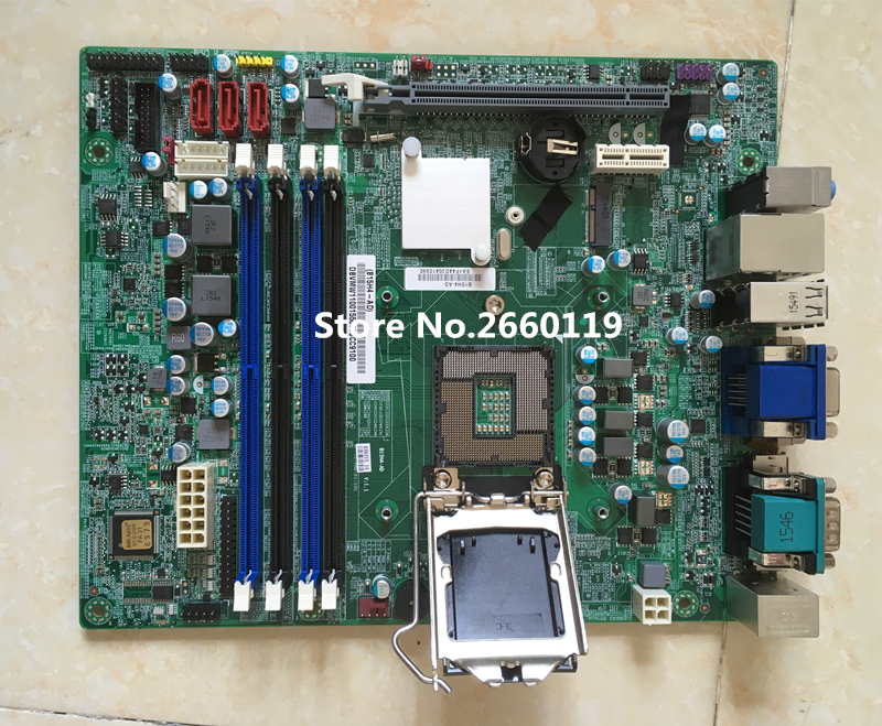 все цены на Desktop mainboard for B15H4-AD B150 1151 motherboard Fully tested онлайн