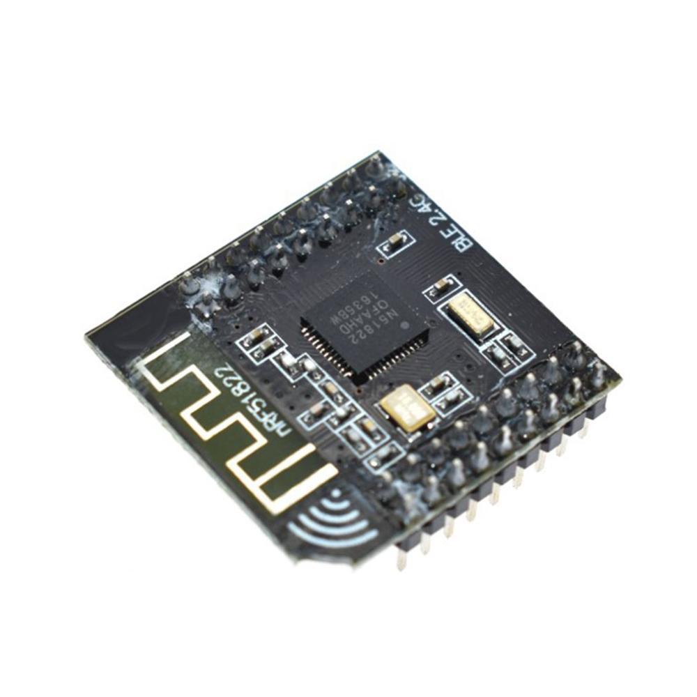 NRF51822 2.4G wireless module wireless communication module bluetooth module F4