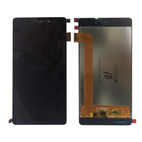 Touch Screen Digitizer LCD For Wiko Tommy LCD Display With Touch Screen Panel Assembly Complete 5pcs/lot