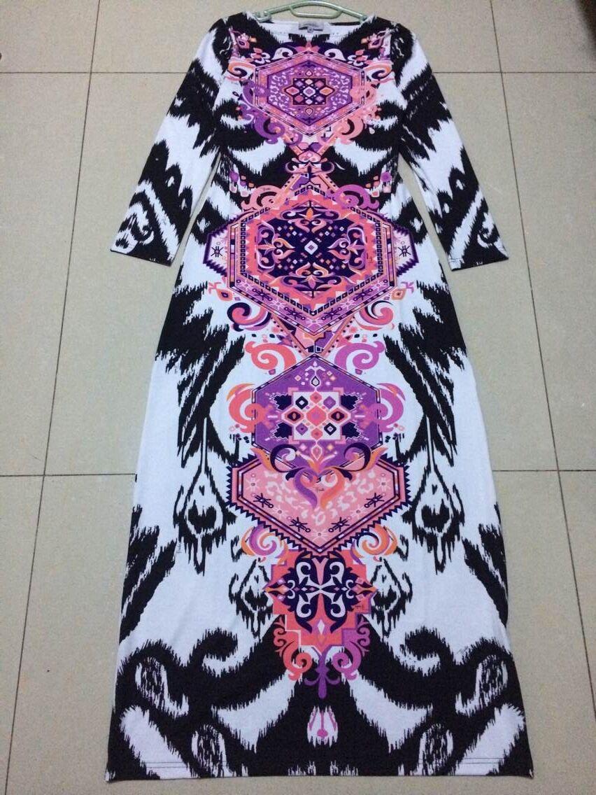 Mince Top Automne Rallongent Noblesse Pink Plus Italie Élastique And Partie Qualité Sexy Dress Imprimé Tricoter Black À pHnwxr7gpq