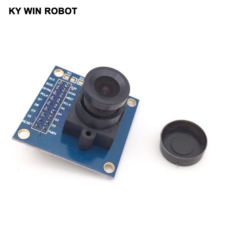 BBOXIM 1PCS OV7670 300KP VGA Camera Module for