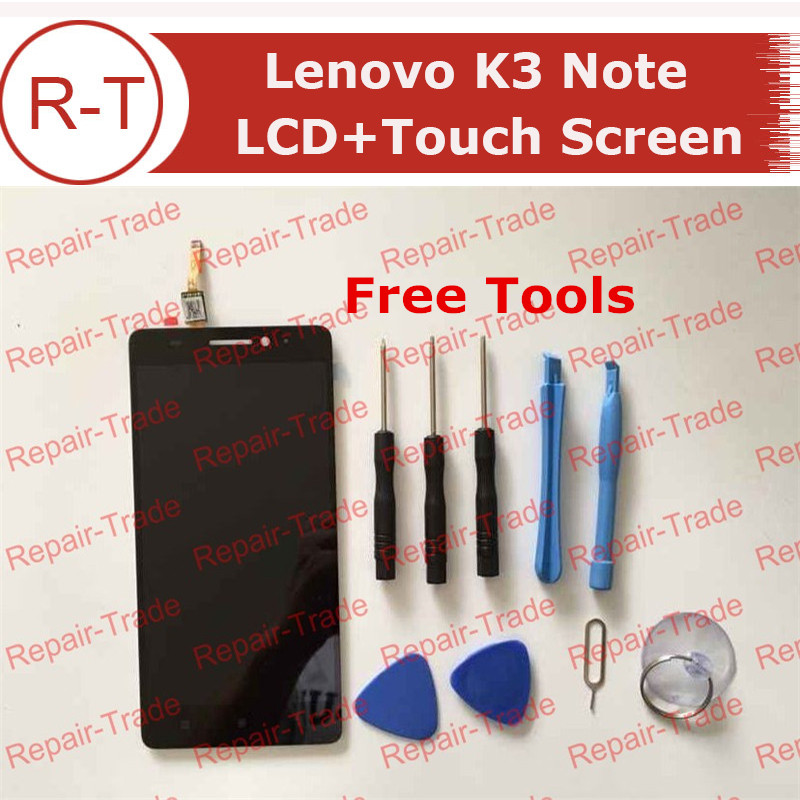 Подробнее о For Lenovo K3 Note LCD Screen High Quality LCD Display+Touch panel Digitizer Replacement For Lenovo K3 Note K50-T Smart Phone for lenovo k3 note lcd screen 100