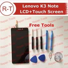 Pour Lenovo K3 Note LCD Écran LCD De Haute Qualité D'affichage + Écran Tactile Digitizer Remplacement Pour Lenovo K3 Note K50-T Téléphone intelligent