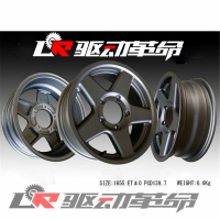 16inch ET0 Jimny Off Road JB43 Tuning Parts Alloy Wheel Rims Car Styling