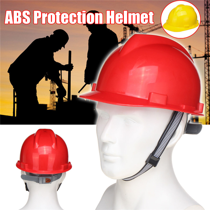 Safety Hard Helmet Fire Fighter Head Hat Construction Builder Security Protector Protective Helmet Workplace Safety Supplies building safety helmet abs protective glasses capacete hard hat construction working building safety helmet ntc 3