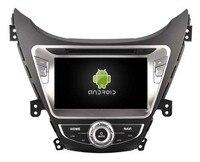 Android 6 0 CAR DVD Player Navigation FOR HYUNDAI ELANTRA 2012 I35 AVANTE Car Audio Stereo