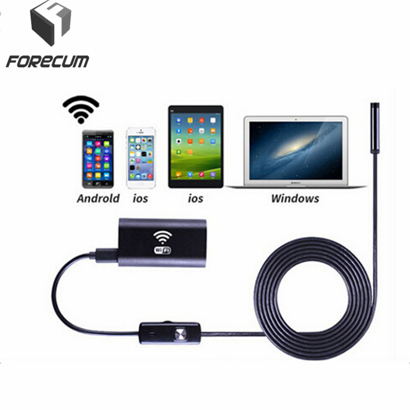 1m/2m/3.5m/5m 6LED 8mm Lens USB Endoscope Camera Android Waterproof Endoscope Borescope Inspection Tube Video Camera Mini Camera 2m 2 0mp 8mm led android endoscope waterproof borescope tube video camera