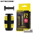 NITECORE F2 F1 гибкий внешний аккумулятор 2A Smart Li-Ion IMR батарея 2 слота USB зарядное устройство легкий портативный источник питания адаптер