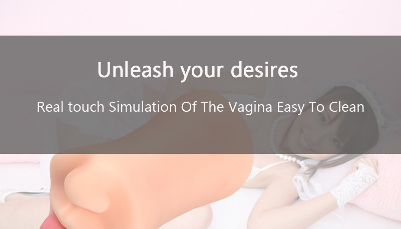 Vagina Male masturbator 01