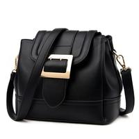 2017 designer famous brand women's handbag high quality fashion all-match bucket bag  women messenger/shoulder bag