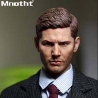 1/6 Scale supernatural Dean Winchester Head Sculpt Model Toys Jensen Ax for 12in Action Figure Collection Hobbies m5 Toy
