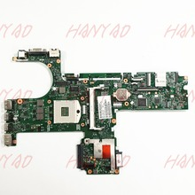 for hp probook 6450b 6550b laptop motherboard 613294-001 ddr3 6050a2326601-mb-a02-001 Free Shipping 100% test ok