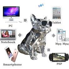 Бульдог Беспроводной Bluetooth Динамик полный Aerobull Nano зарядное устройство Мини Портативная колонка 10 Вт Мощность банк поддержка TF USB AUX с микрофоном