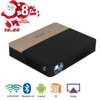 HDMI Movie TV Entertainment Pocket Mini Projector Portable Home Cinema LCD Digital Proyector 3D Beamer Support