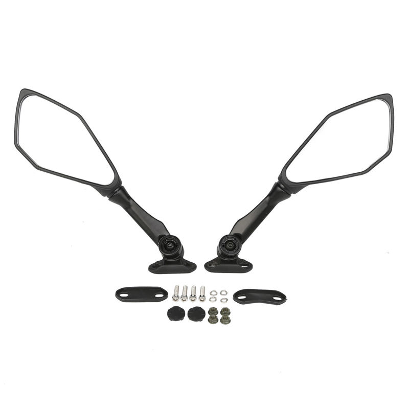 Motorcycle Rear view Mirrors For Kawasaki ZX6R 636 EX250
