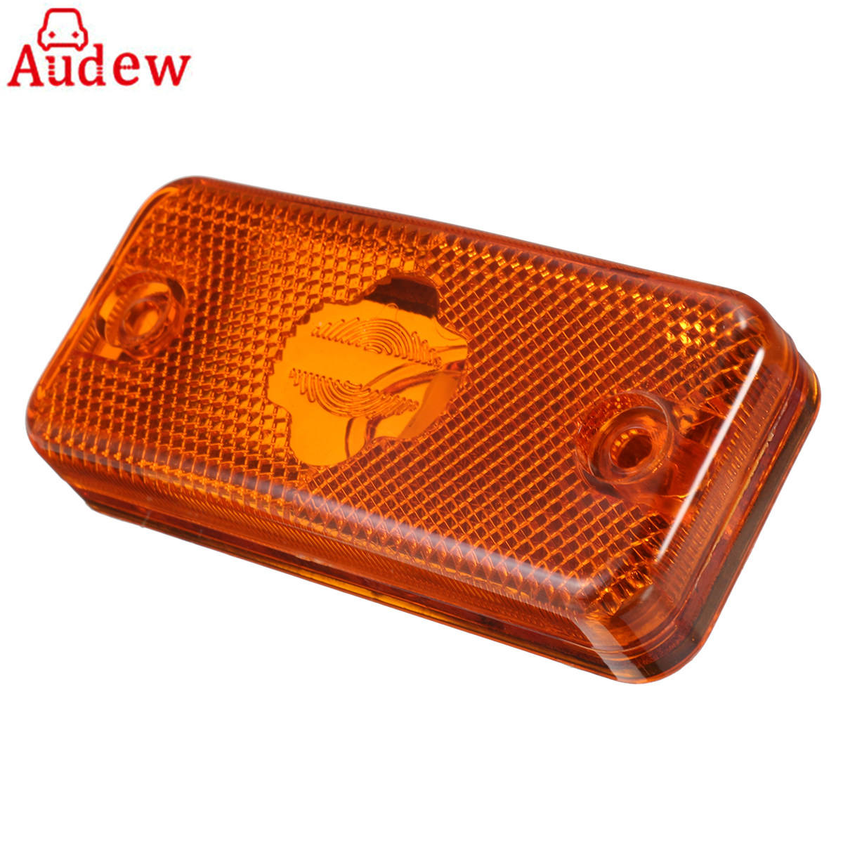 1Pcs Turn Signal Lamp  Side Marker Light Orange Lense Left or Right For IVECO DAILY harbll 2pcs new left right side fender lamp light signal marker for suzuki cultus swift mk2 1990 2005