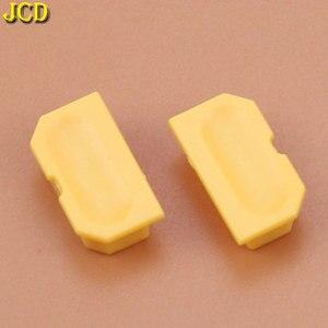 Image 4 - Jcd 2 個 13 色ダストカバー用ギガバイトゲームコンソールシェルダストプラグプラスチックボタン dmg 001