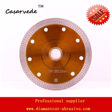 DC-SXSB02 D115mm супер тонкий 4.5 дюймов diamond керамические лезвия пилы для керамической и фарфоровой плитки резки