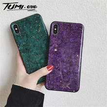 Marble Gold Foil Back Cover For Xiaomi Mi 5X 6X A1 A2 8 Lite