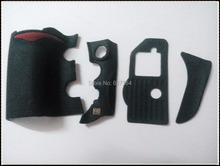 Brand New Rubber Shell Case Cover For Nikon SLR Camera D700 With 3M Double Tapes 4 Piece Front / Rear / Grip Set