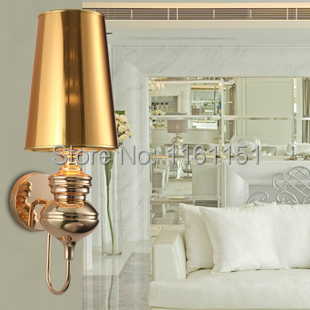 freeshipping Modern brief fashion Spainish wall lamp project lighting stair lamp
