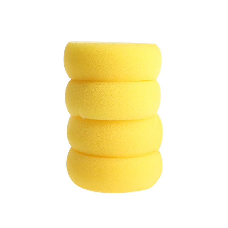Round Painting Sponge For Art Drawing Craft Clay Pottery Sculpture Cleaning Tool Drop Shipping Support