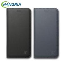 Hangrui OnePlus 5 Чехол Флип кожаный Чехлы-бумажники с карт Телефонные Чехлы один плюс 5 Чехол OnePlus 5 Чехол принципиально A5000 5.5 дюйма
