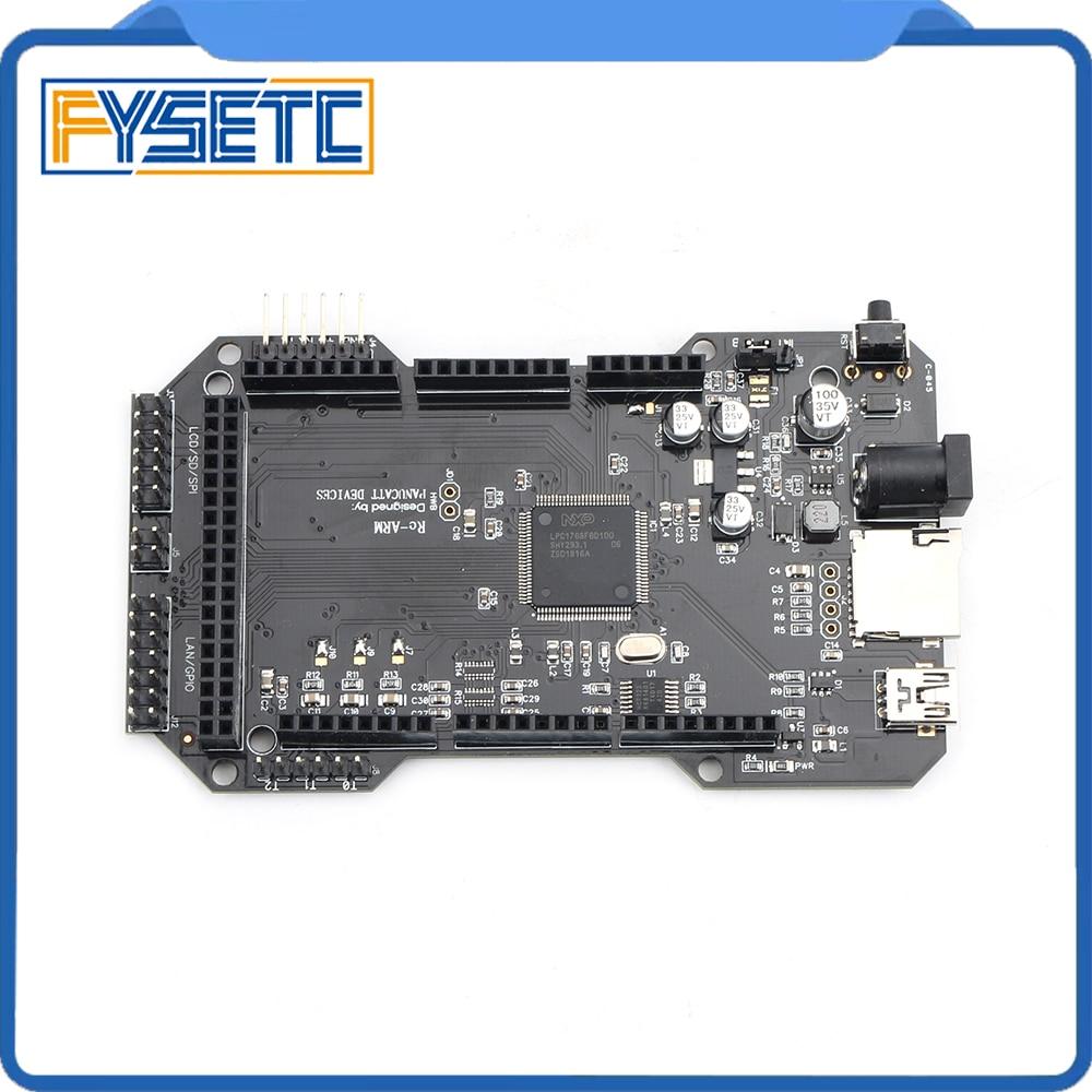 Cloned RE ARM Control Board Upgrade Mega 2560 R3 3D Printer Board 32 Bit font b