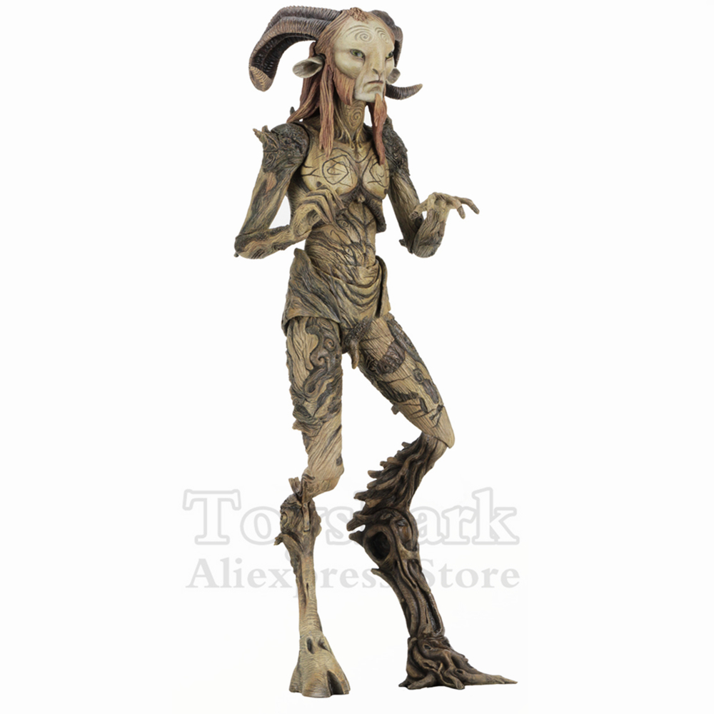 Back To Search Resultstoys & Hobbies Neca Guillermo Del Toro Signature Collection Pans Labyrinth Faun 7 Scale Action Figure El Laberinto Del Fauno Doll Toys