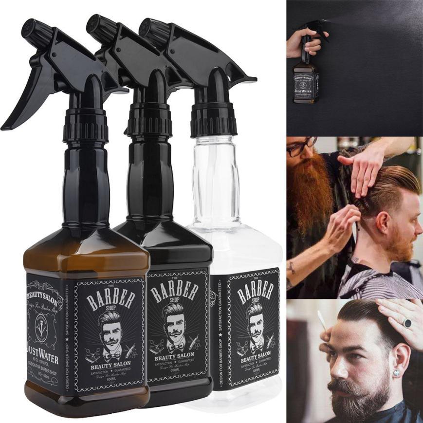500ML Hairdressing Spray Bottle Salon Barber Hair Tools Water Sprayer 2u0726