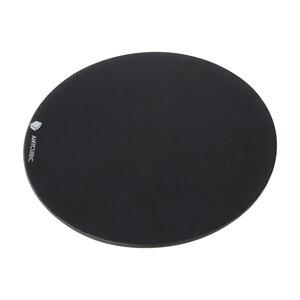 Image 2 - Durchmesser 200mm/240mm brutstätte Ultrabase Plattform runde Bauen Oberfläche Glas platte für ANYCUBIC Kossel linear plus Pulley 3D Drucker