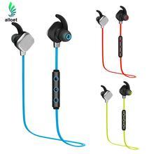 2 in1 Stereo Mini Headphones Super Bass Earphones Wireless BluetoothV4.1 Headsets IP55 Sport Headphone Anti Lost Movement Design