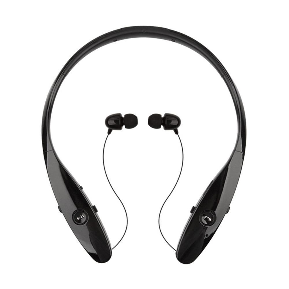 HBS-900 Wireless Headphone Bluetooth Headphones Sport Handsfree Earphone Neckband Earbuds for Iphone Xiaomi HTC Earphone hbs 760 bluetooth 4 0 headset headphone wireless stereo hifi handsfree neckband sweatproof sport earphone earbuds for call music