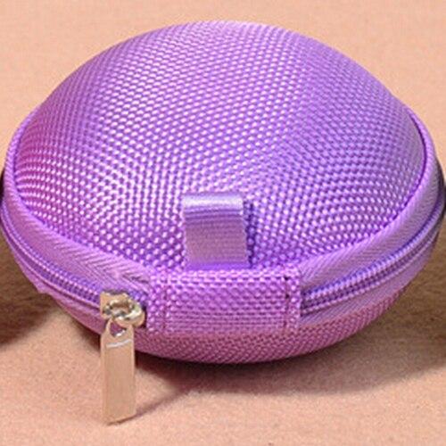 WholeTide 5* New High Quality Fashion Women Cute Mini Coin Bag  Hand Pouch Purse Purple