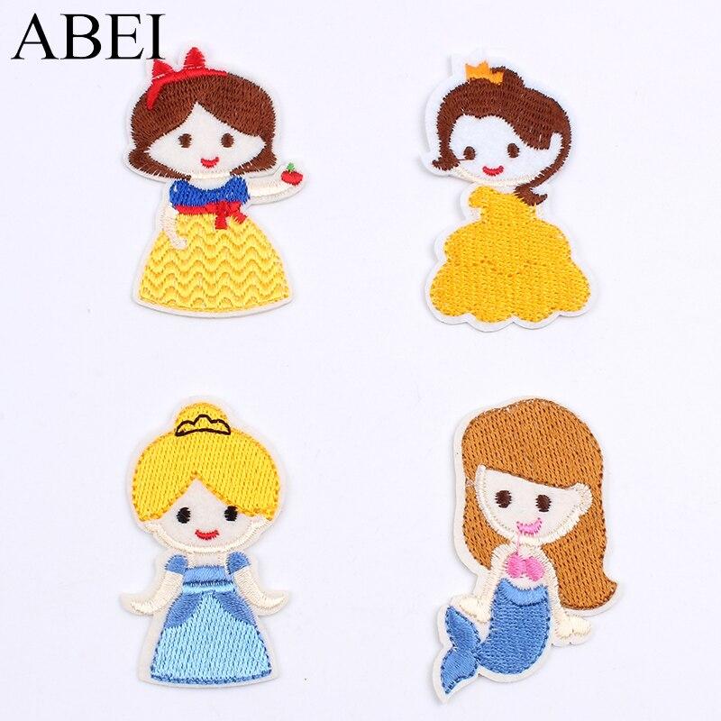 49ade2125 1 piezas de dibujos animados camiseta vestido falda blusa Castillo ...